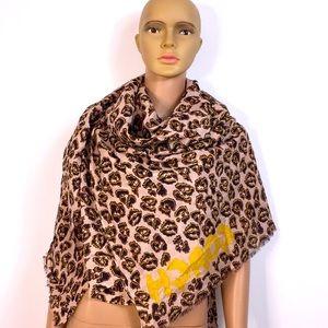 NWOT coach oversized scarf